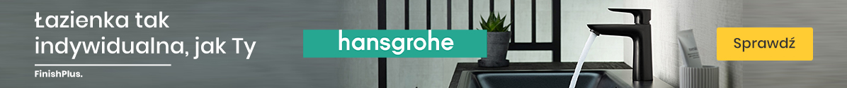 Zobacz Hansgrohe Finish