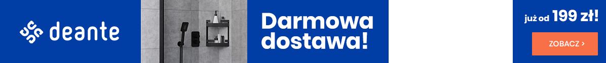 Zobacz Darmowa Dostawa Deante od 199 zł