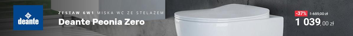 Zobacz Miska WC ze stelażem 1039,00 zł