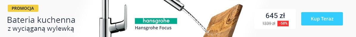 Zobacz Hansgrohe Focus