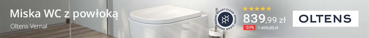Zobacz Miska WC z powłoką Oltens Vernal