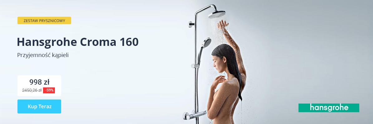 Zobacz Zestaw prysznicowy -59%