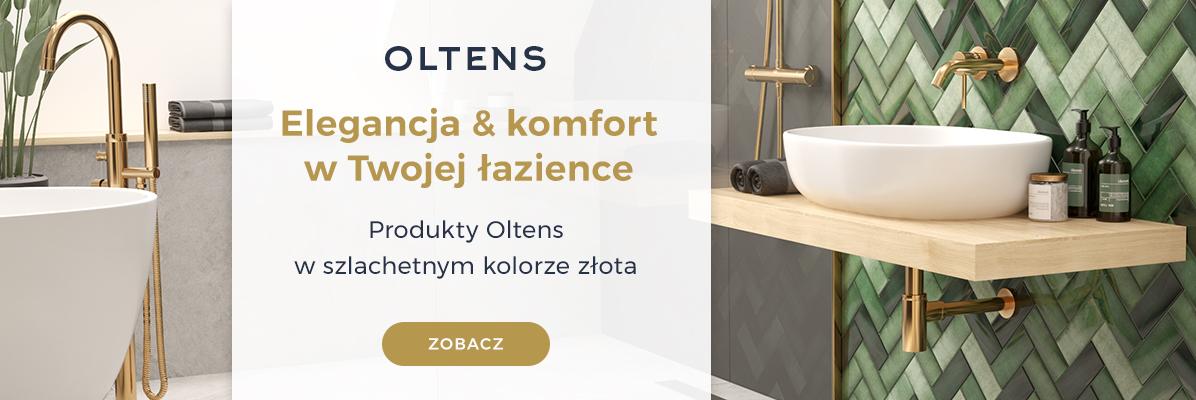 Zobacz Produkty Oltens w szlachetnym kolorze złota