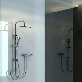 Rodzaje kabin, brodzików i drzwi prysznicowych