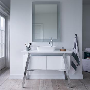 Aranżacja łazienki firmy Duravit