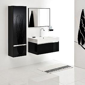 Szafka wisząca do łazienki - na jakiej wysokości ją zamontować?