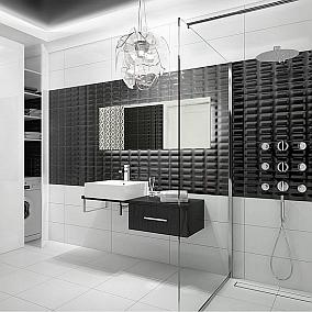 Jak urządzić łazienkę w stylu glamour?