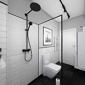 Czarne dodatki do łazienki – czy pasują do każdego wnętrza?