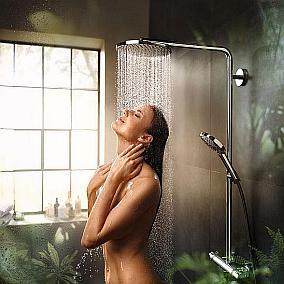 Mikrokrople dla większej prysznicowej satysfakcji