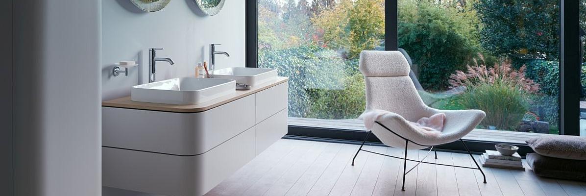 Duża nowoczesna łazienka