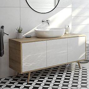 Jak zamontować umywalkę nablatową?