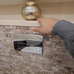 Toaleta podtynkowa. Co w ścianie piszczy?