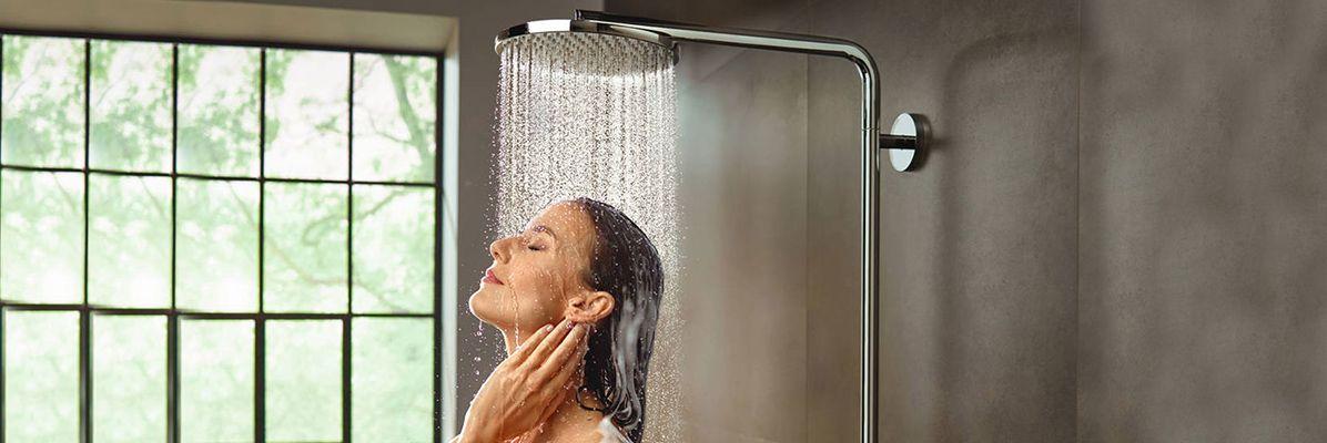 Hansgrohe zestaw prysznicowy