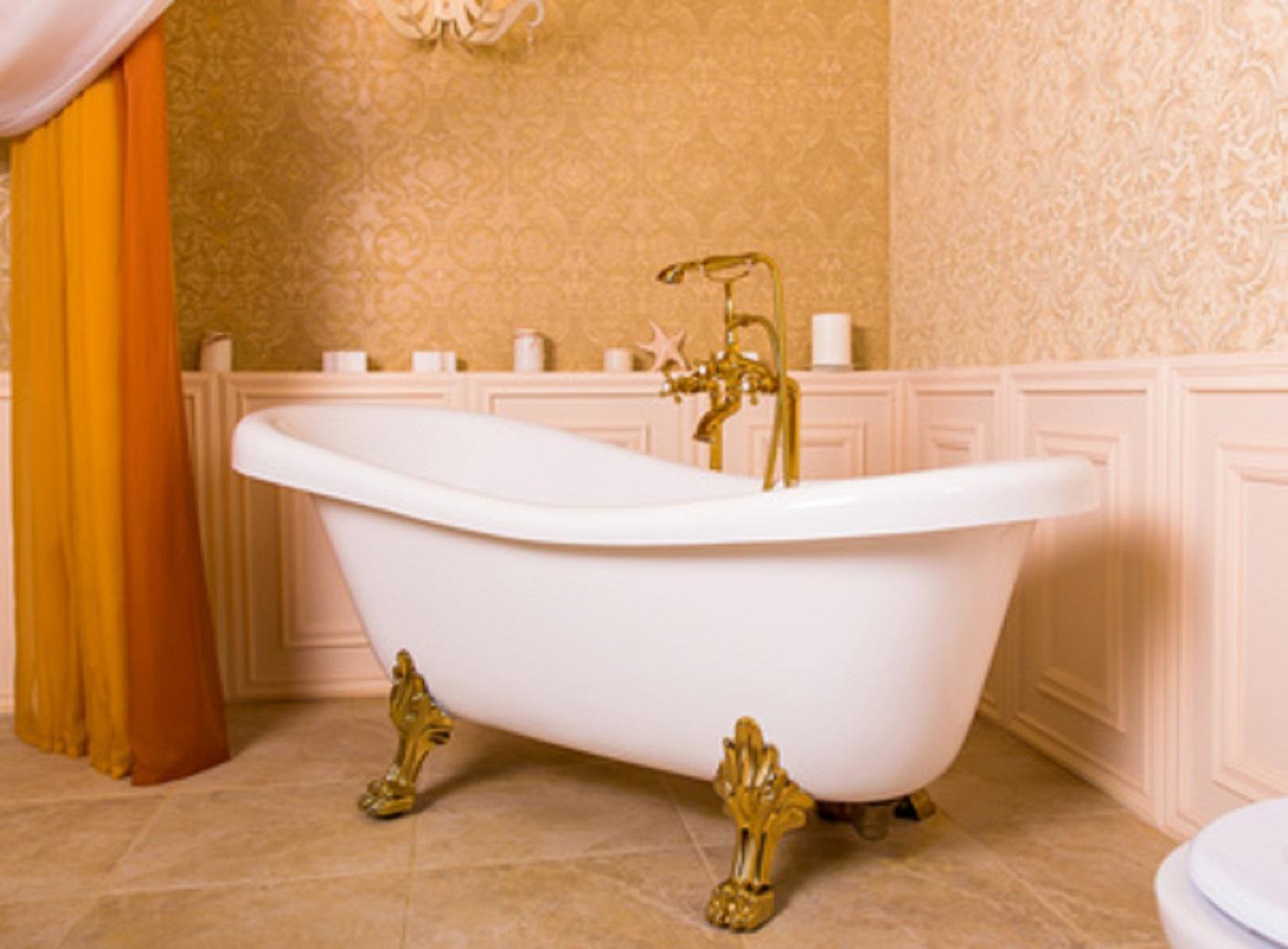 łazienka w stylu angielskim