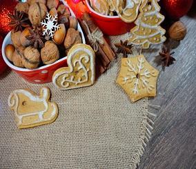 kącik świąteczny
