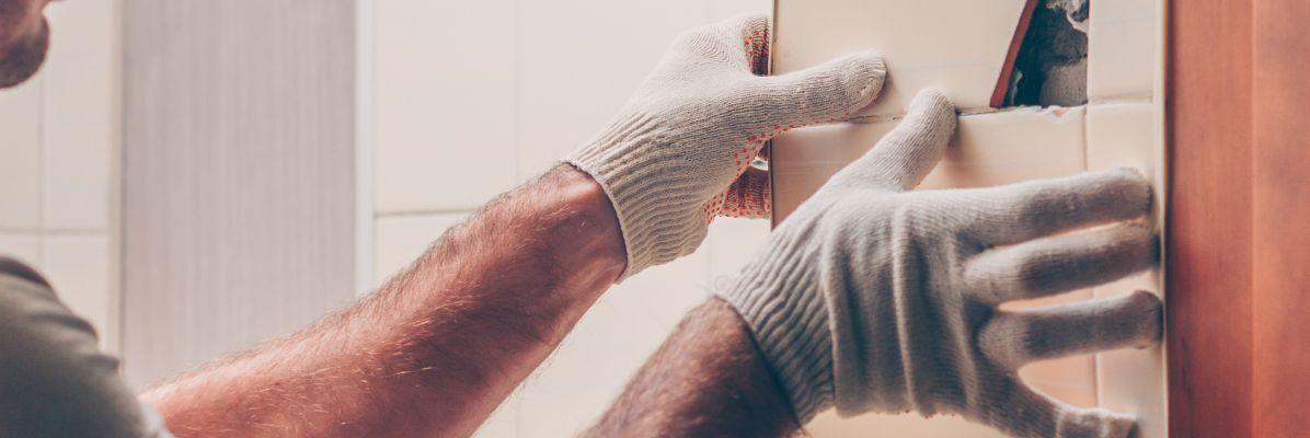 Jak naprawić pęknięte płytki ceramiczne