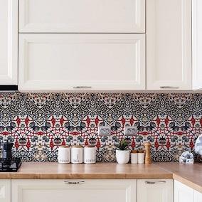 Fototapeta w kuchni – przepis na wysmakowaną aranżację wnętrza