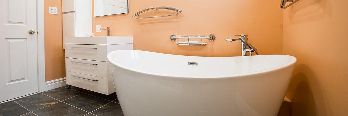 Farba W łazience Prosty Sposób Na Dużą Zmianę Porady