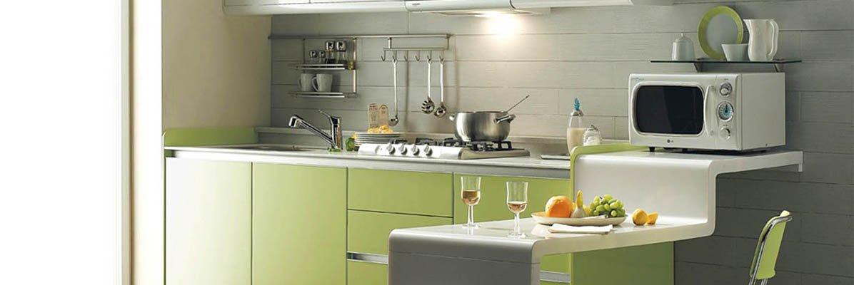 aranżacja kuchni modułowej