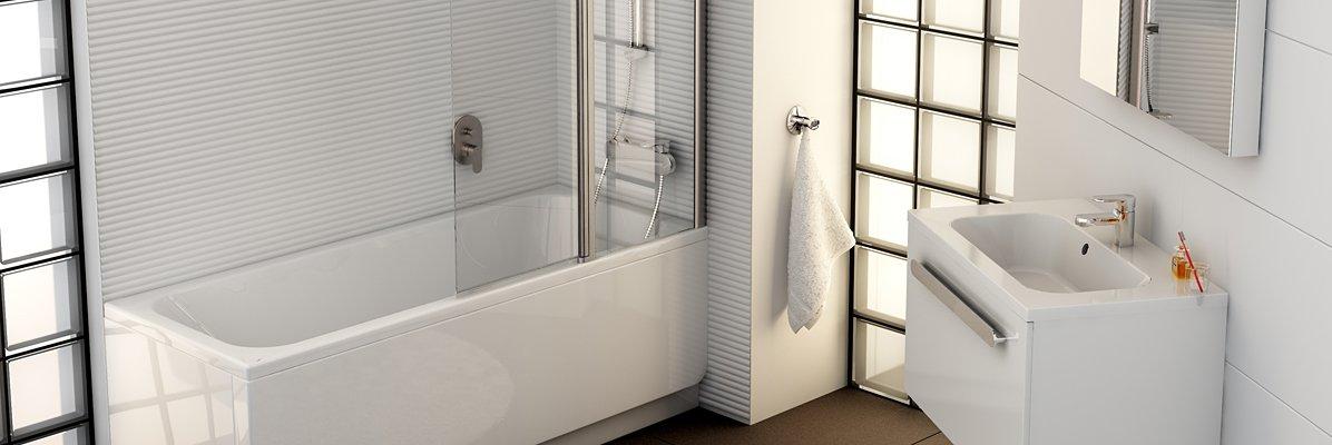 Minimalistyczna łazienka Propozycje Aranżacyjne Porady
