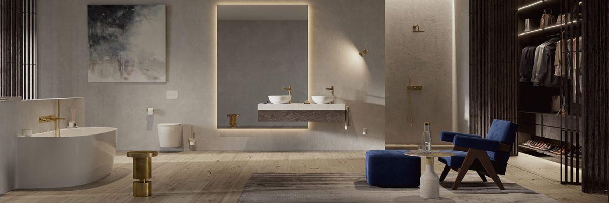 Strefa relaksu w łazience
