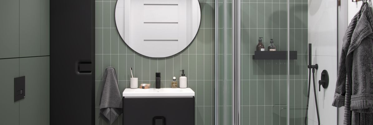 Jak odnowić łazienkę nie robiąc remontu?