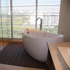 5 zaskakujących pomysłów na aranżację okna w łazience