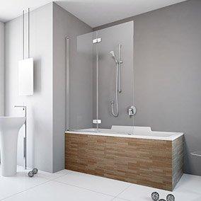 Parawan nawannowy - alternatywa dla kabiny prysznicowej