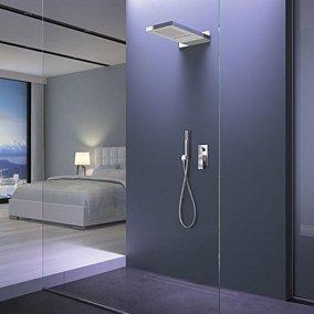 Montaż baterii prysznicowej podtynkowej