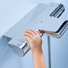 Bateria termostatyczna – co to i jak działa?