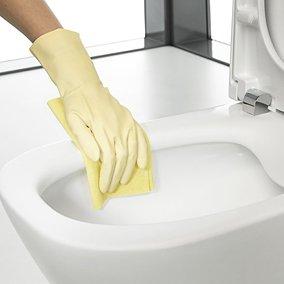 Bezkołnierzowe miski WC – innowacyjność i czystość
