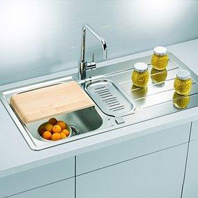 Jak wybrać zlewozmywak kuchenny?