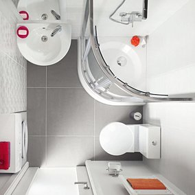 Jak maksymalnie wykorzystać minimalną przestrzeń łazienki?