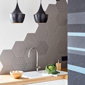Płytki heksagonalne - wciągająca gra sześciu kątów