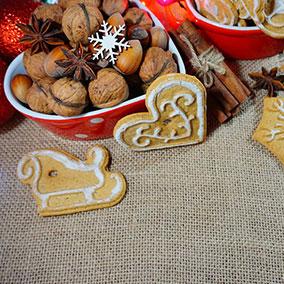 Świąteczne dekoracje do kuchni