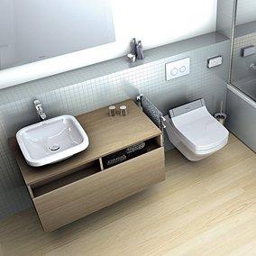 Szara łazienka – 9 sposobów na oryginalną aranżację
