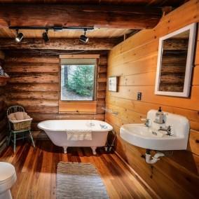 Niskobudżetowa łazienka w stylu skandynawskim, rustykalnym lub loftowym – czy to możliwe?