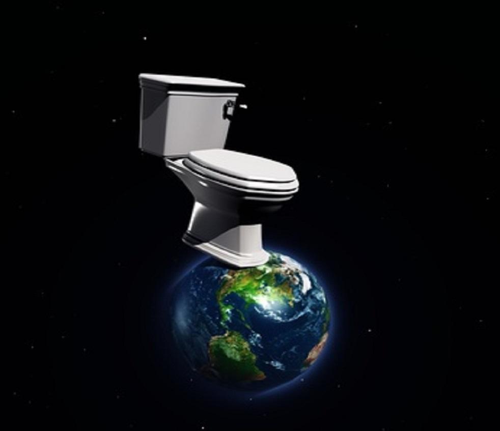 Toaleta w kosmosie