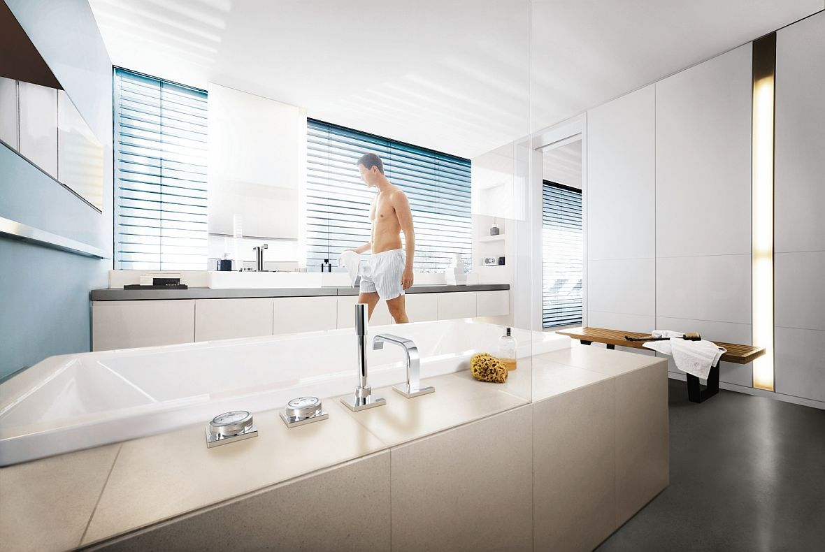 inspiracja: Grohe Allure