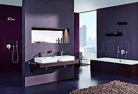 inspiracja: Grohe  Purple 2