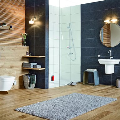 Grohe Wood and Stone