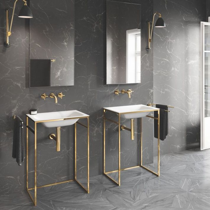 Przestronna łazienka w apartamencie