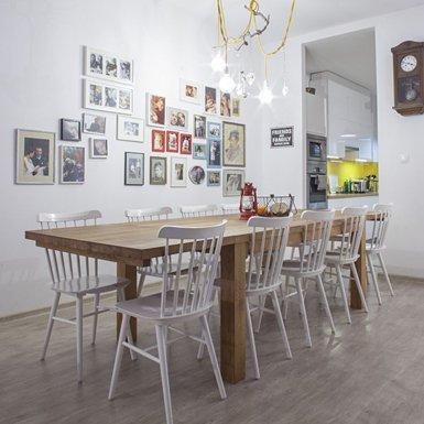 Kuchnia Z Wyspa W Stylu Retro Inspiracje Lazienkaplus Pl