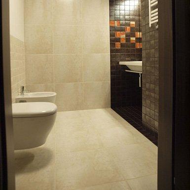 Minimalistyczna łazienka - piękno w prostocie