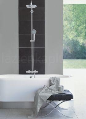inspiracja: GROHE - łazienka z oknem
