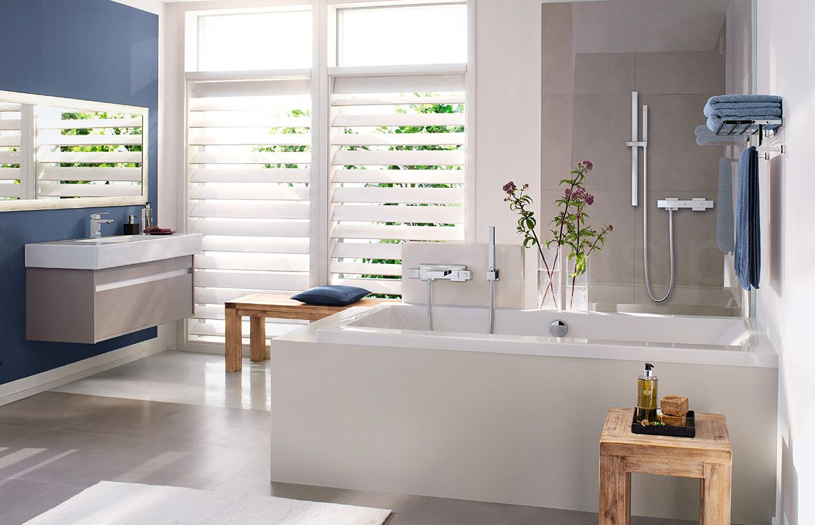 inspiracja: Grohe Grohtherm Cube