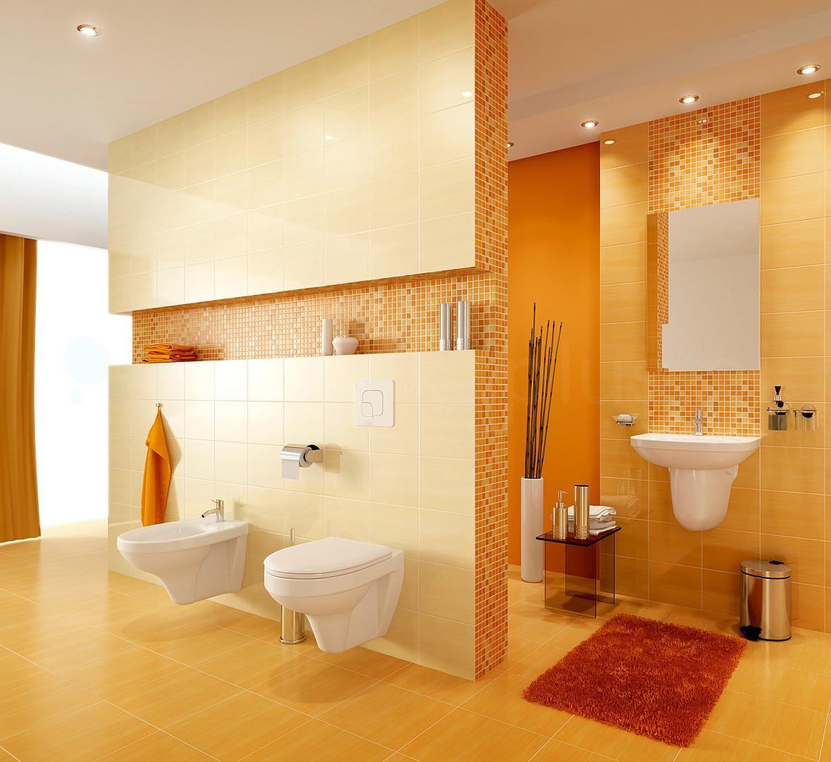 Cersanit - energetyczna łazienka z białą ceramiką