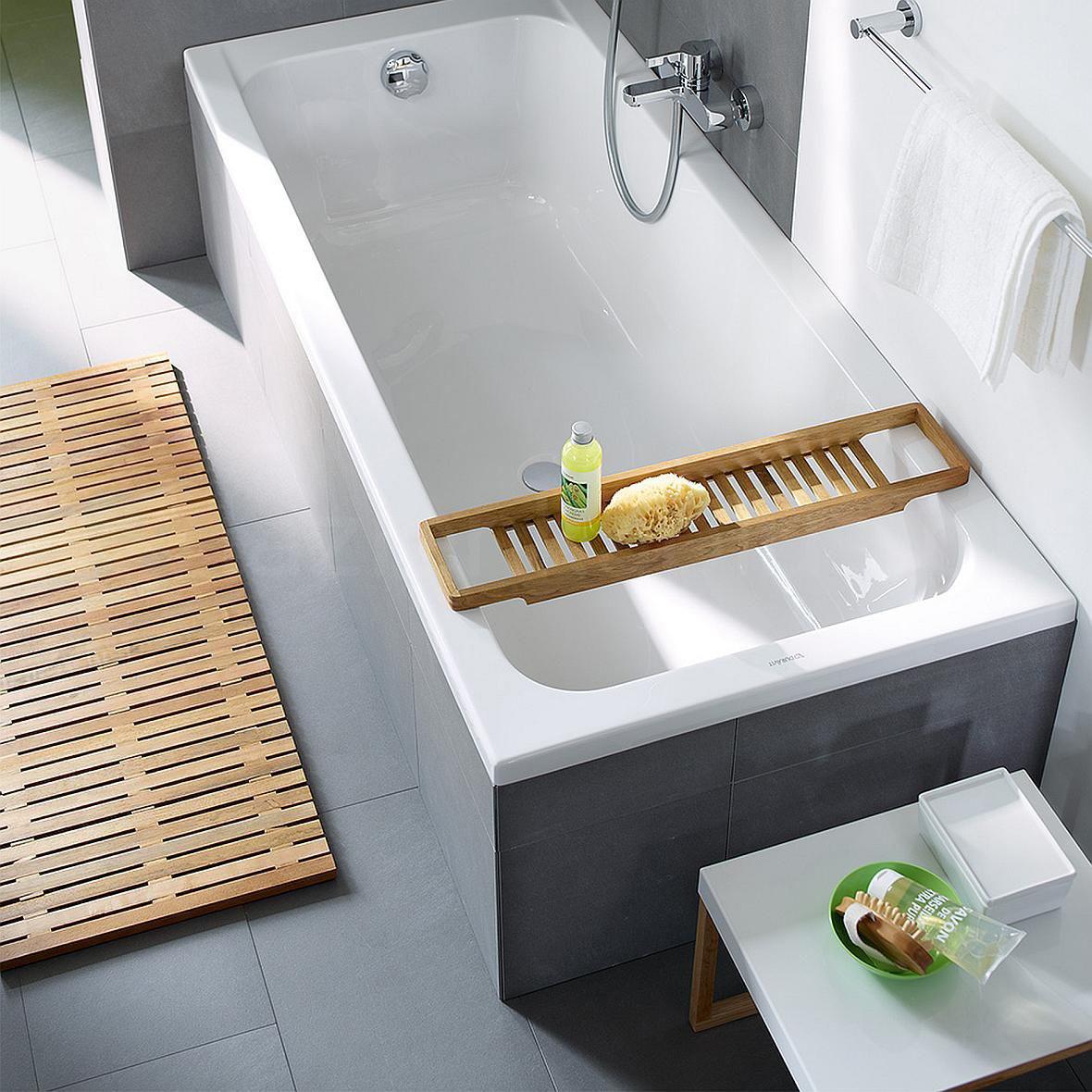 Duravit D-Code - minimalistyczna łazienka