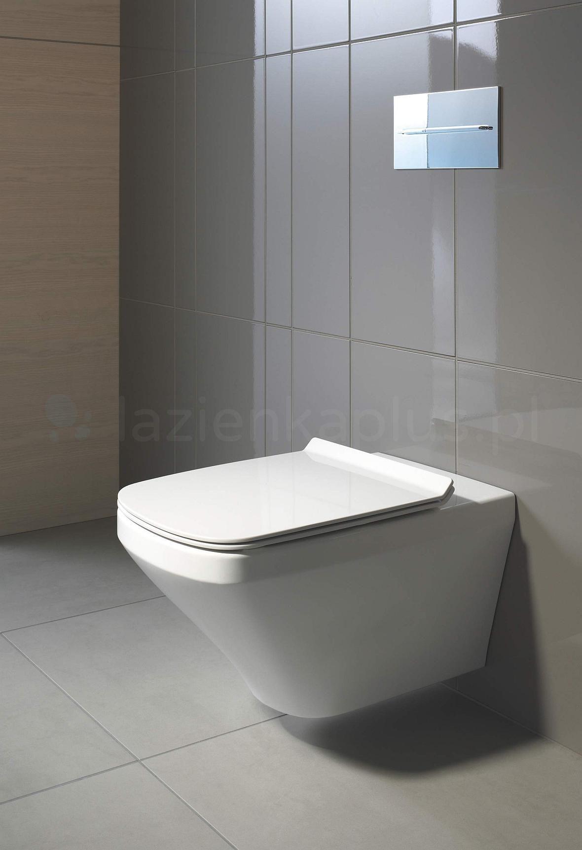 Duravit Durastyle - minimalistyczna łazienka