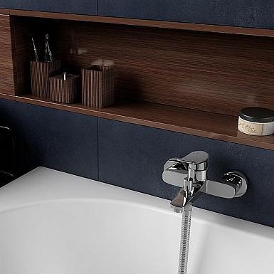 Ferro Wenge - efektowne akcesoria w Twojej łazience